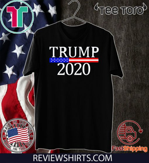 Donald Trump 2020 for President Election Shirt