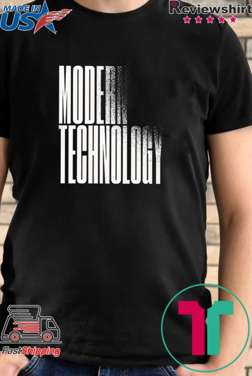 Modern Technology Apparel Shirt