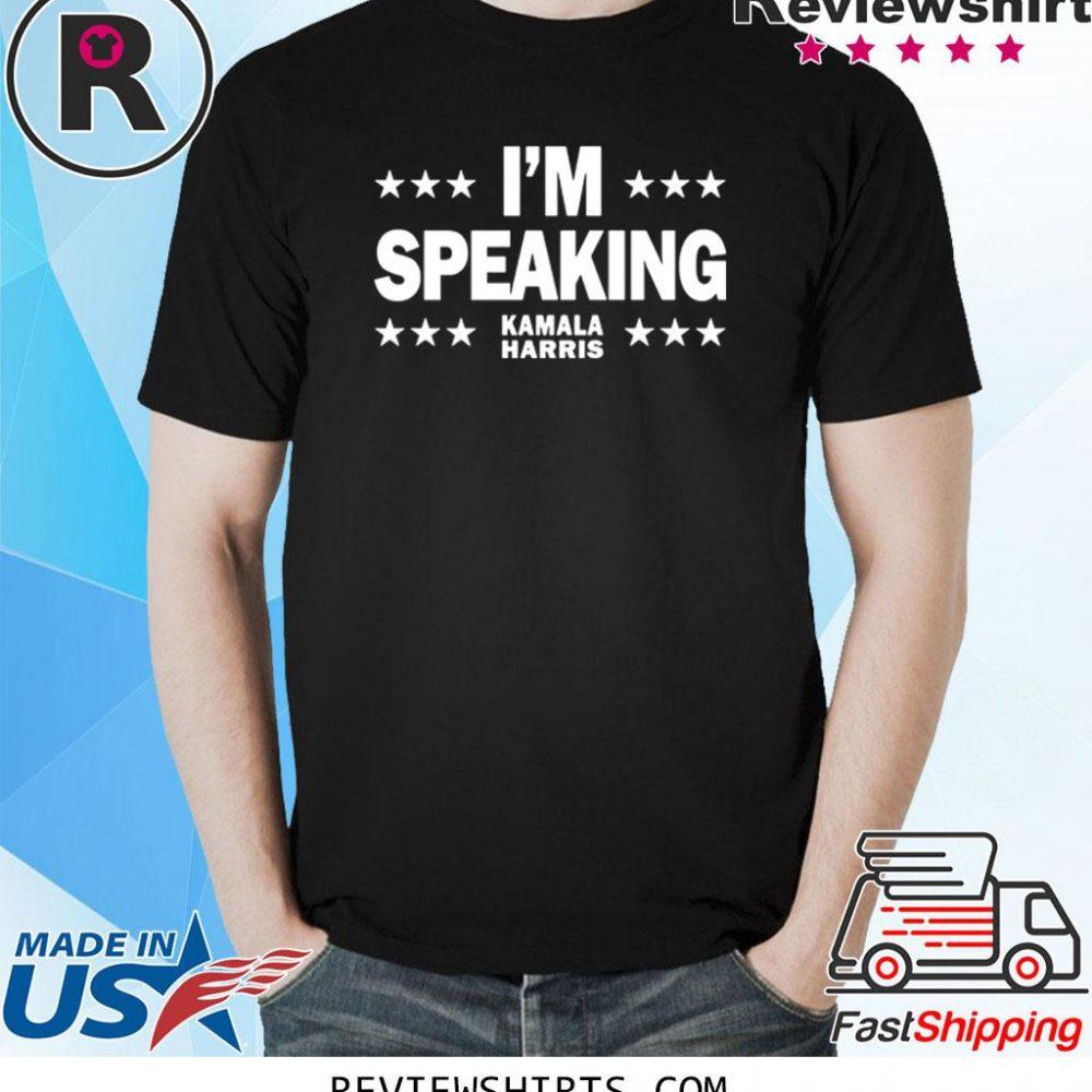 Mr Vice President I'm Speaking Shirt