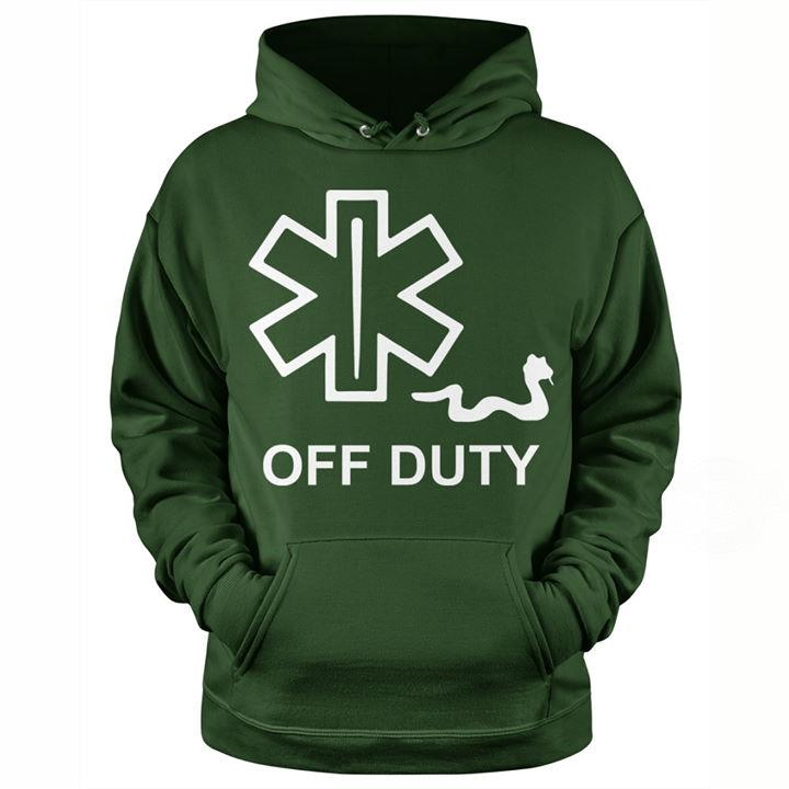 Off Duty Off Futy Shirt