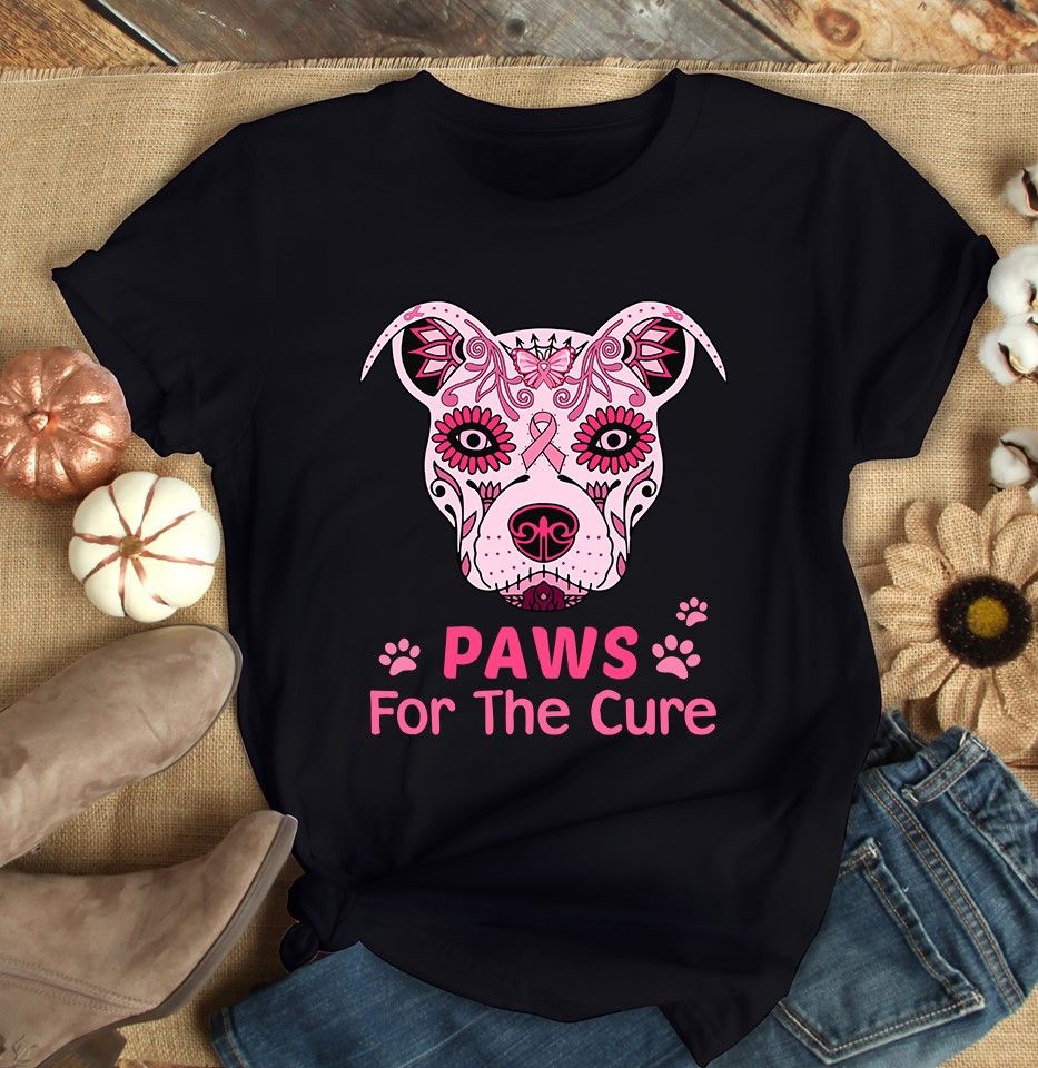 Paws For The Cure Shirt