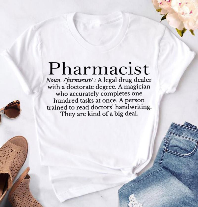 Pharmacist Definition Shirt