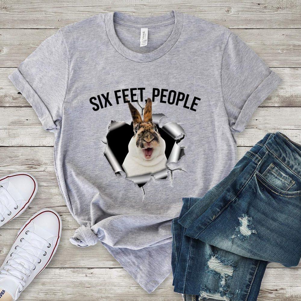 Six Feet People Shirt