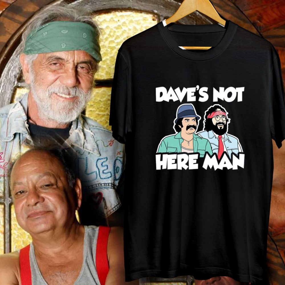 Two Man Dave's Not Here Man Shirt
